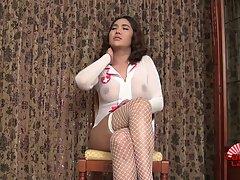 Naughty Nurse Kitima!