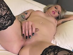 Try Out Tuesday Brooke Diamond Cums!