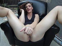 Allysa Etain Cums For You!